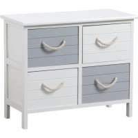 Commode enfant 4 tiroirs en medium