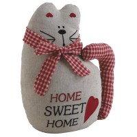 Cale-porte chat Home Sweet Home